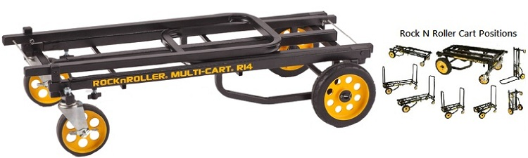 r14 8-in-1 multi cart