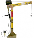 Escalera Stacker Lift Hand Truck Wood Stove Lifter