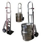 Beer Keg Hand Trucks