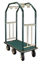 Custom Design Bell Man Carts