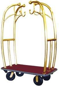 High Class Bellman Carts $2000-$3000