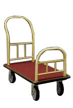 Platform Luggage Carts