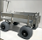Extra Large Aluminum Beach and Fishing Cart thumbnail