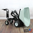 Power Drive and Power Dump Wheel Barrow with 8 Cubic Foot Hopper thumbnail
