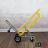 Stackable 5-Wheeler Steel Chair Cart thumbnail