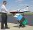 Norris Super Cart 710 Luggage Cart thumbnail