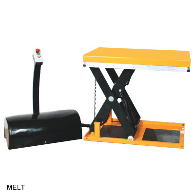 Small Electric Lift Table 2 200lb Capacity