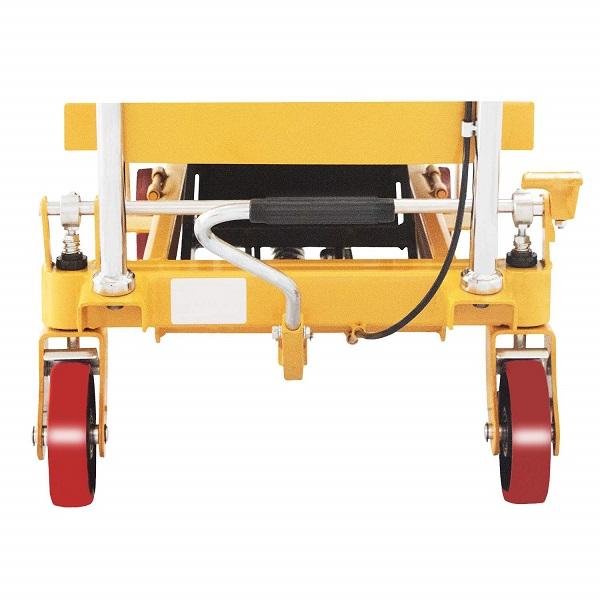 Nykelift Manual Single Scissor Lift Table 1760 lbs 39.4 Lifting ...