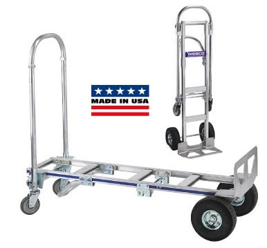 wesco cobra senior folding hand truck - Heavy Duty Hand Truck