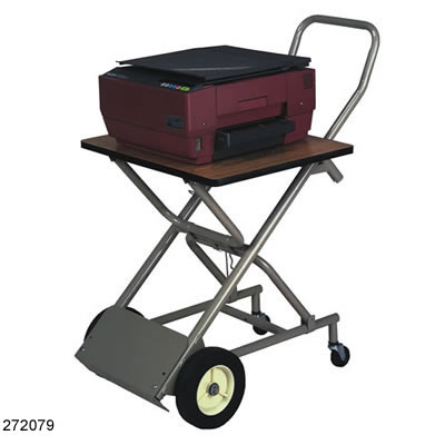 Folding Office Table Cart Collapsible Folding Printer Cart