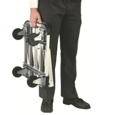 folding collapsible platform hand truck 2