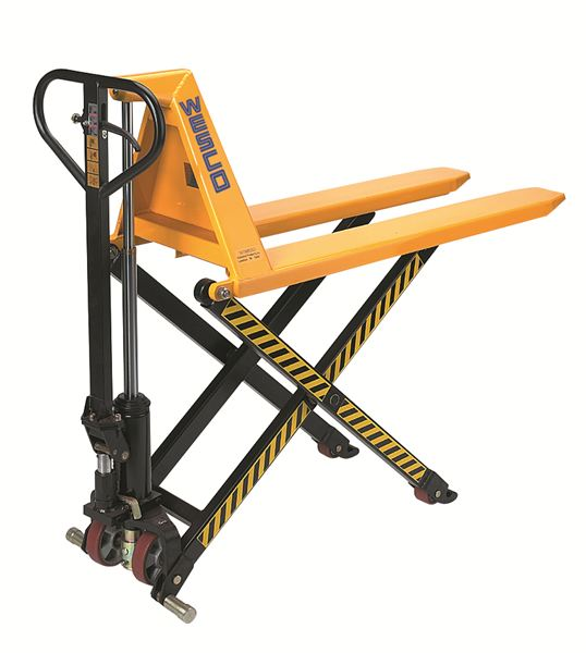 Manual Pallet Truck Lift Telescoping 1