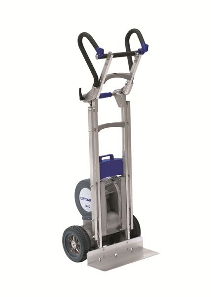 Motorized heavy duty stair climbing hand truck for Motorized hand truck dolly