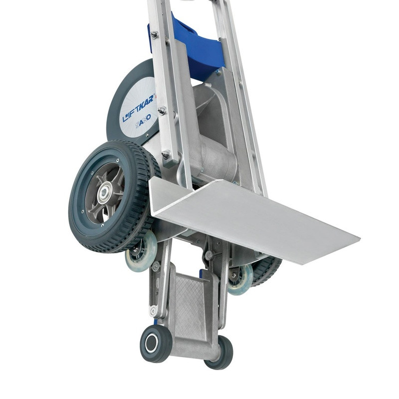 motorized heavy duty stair climbing hand truck