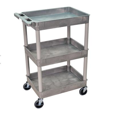 Tub Utility Cart 3 Shelves a
