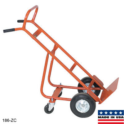 4 wheel angle hand truck reviews - Heavy Duty Hand Truck