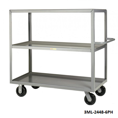 3-Shelf Storage Truck 1