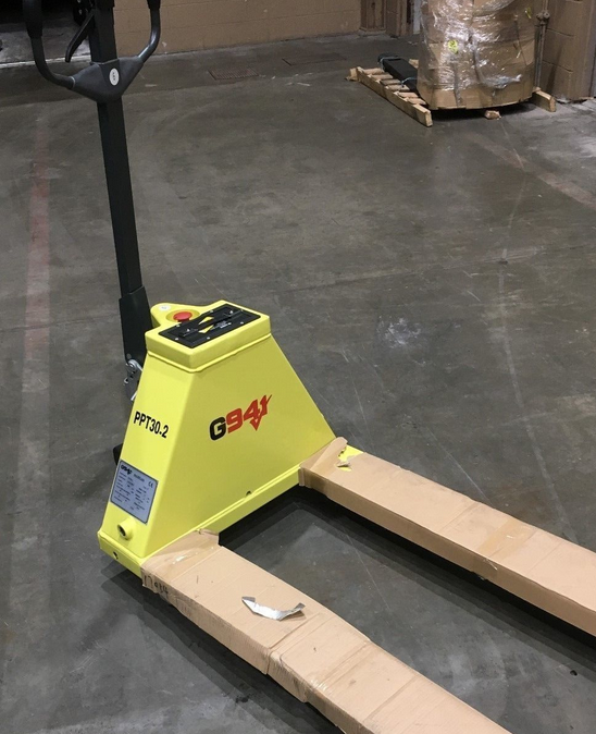 Compact Electric Power Pallet Jack