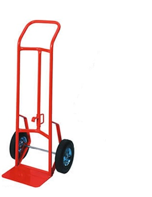 drum and hand truck