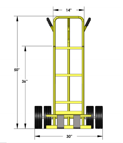 Hand Truck Diagram - Wiring Diagram Page on