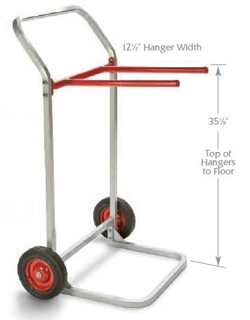 Small Folding Chair Dolly Raymond 750 Handtrucks2go Com