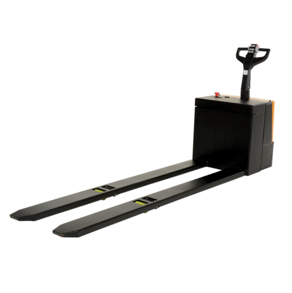 Electric Pallet Jack With Extra Long 8 Ft Forks