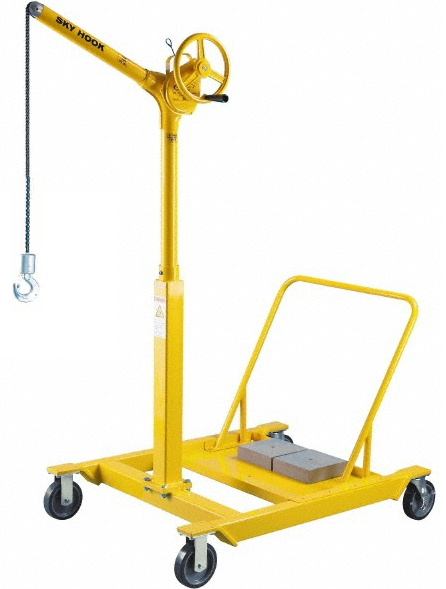 where to hook up cherry picker How do i lift my engine out of my full size gmc van  specificaly how do i hook up cherry picker.