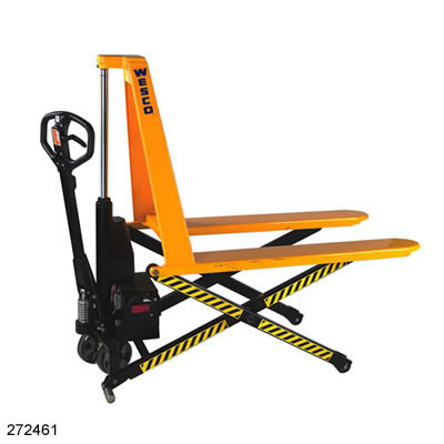Electric High Lift Power Truck Non Telescoping 2