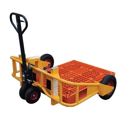 All Terrain Pallet Truck 4