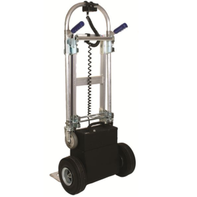 Electric Powered Convertible Hand Truck 2