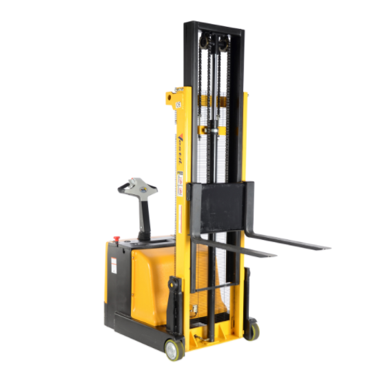Electric Drive and Lift Counter Balance Stacker Lift Truck 1
