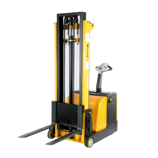 Electric Drive and Lift Counter Balance Stacker Lift Truck 2