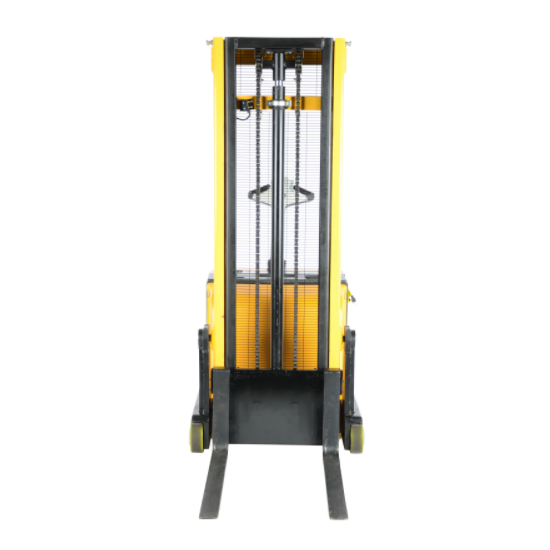 Electric Drive and Lift Counter Balance Stacker Lift Truck 3
