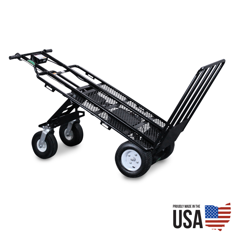 Power Multi Mover Xt Electric Hand Truck With All Terrain