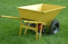 Wheelbarrow Gas Powered