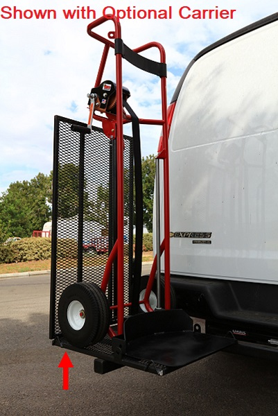 Hero Hand Truck - Water Heater Lift and Beer Keg Lifter