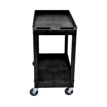 Large Plastic Utility Cart 3
