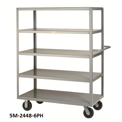 5-Shelf Truck