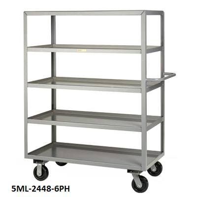 5-Shelf Cart