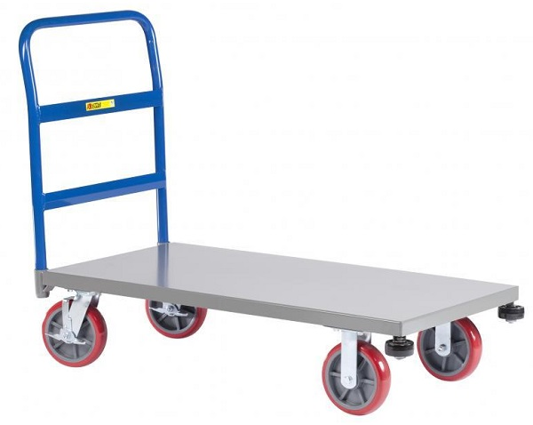 Little Giant Steel Deck Platform Truck 1