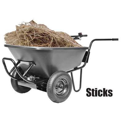 Electric Wheelbarrow Reasonably Priced