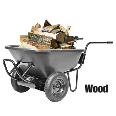 Powered Wheel Barrow 4