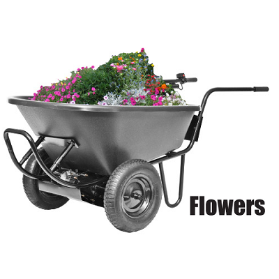 Powered Wheelbarrow 1