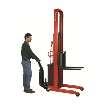 Forklift Power Stacker