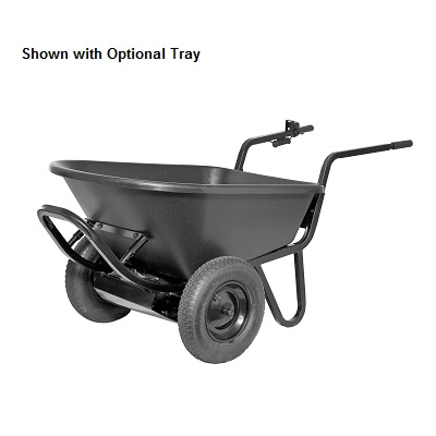 Electric Wheelbarrow 2