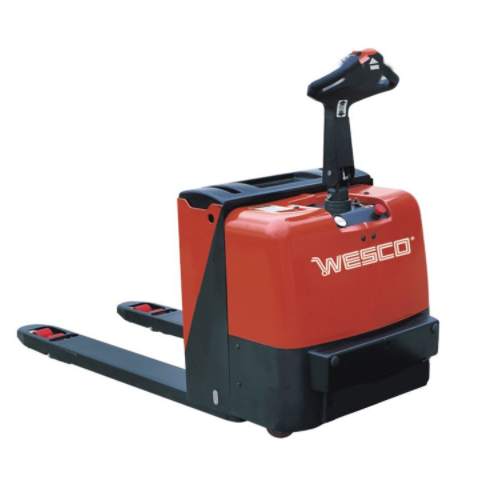 Self Propelled Electric Power Pallet Truck 2