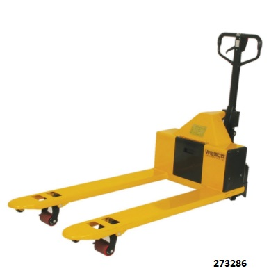 Semi Electric Pallet Truck 2