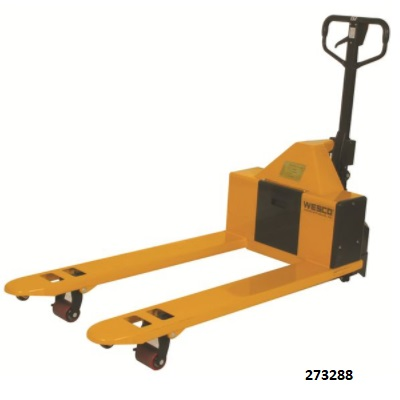 Semi Electric Pallet Truck 4