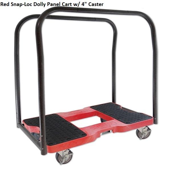 99464ea364b1 Snap-Loc Dolly Panel Cart