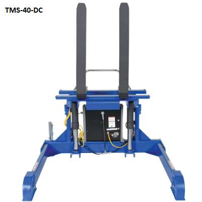 Electric Pallet Tilter Lift Straddle Model